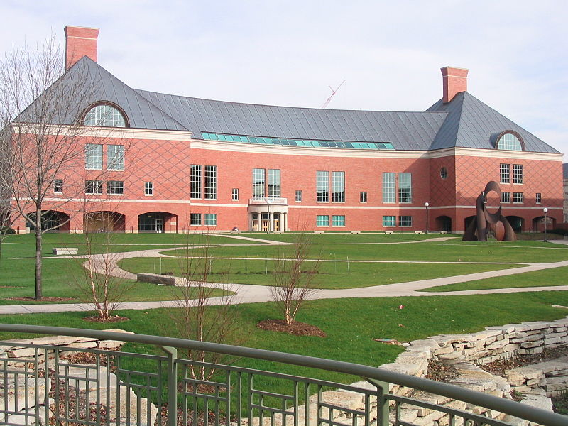 Grainger Engineering Library and Bardeen Quad