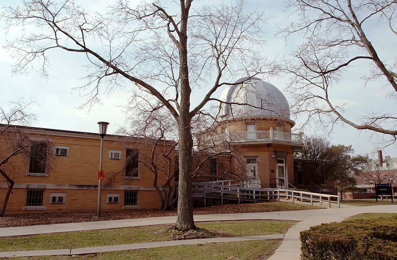 Astronomical Observatory, 2008