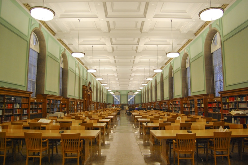 The Reading Room, 2014