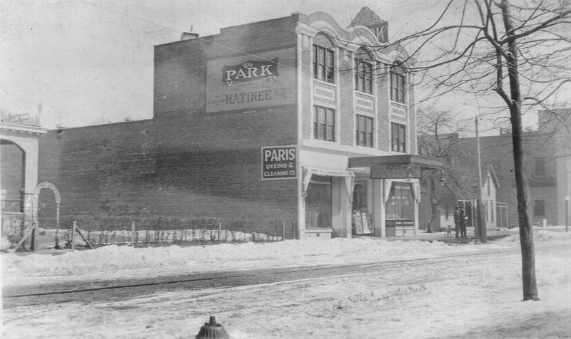 The Park Theater in the Winter
