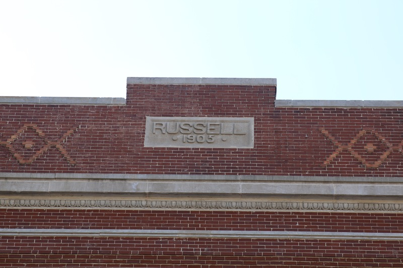 Russell Building at 117 West Church Street