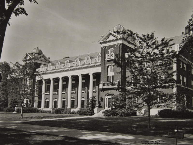 English Building from the Northeast