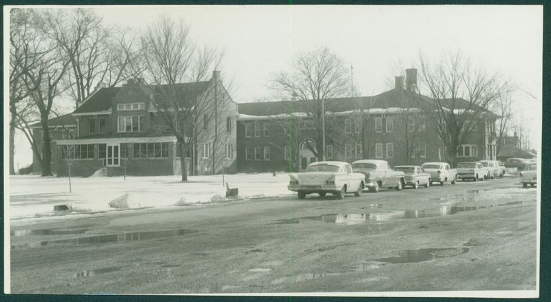 Champaign County Nursing Home, 1961