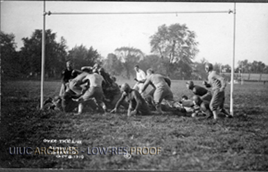 Illinois - Drake Football Game, Oct. 8, 1910&lt;br /&gt;<br />