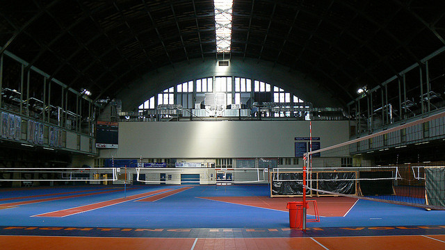 Inside the Armory, 2007