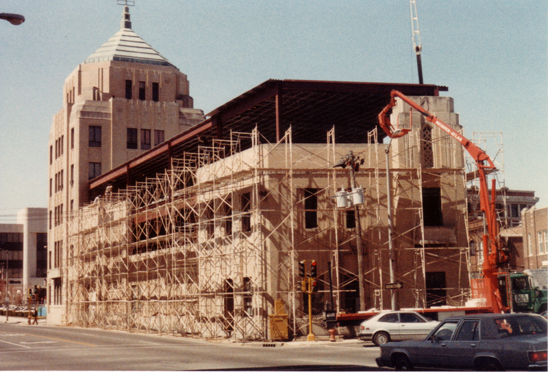 Renovation of the City Building