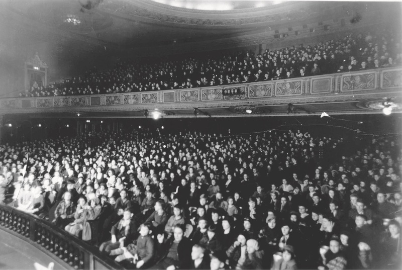 Virginia Theater Interior