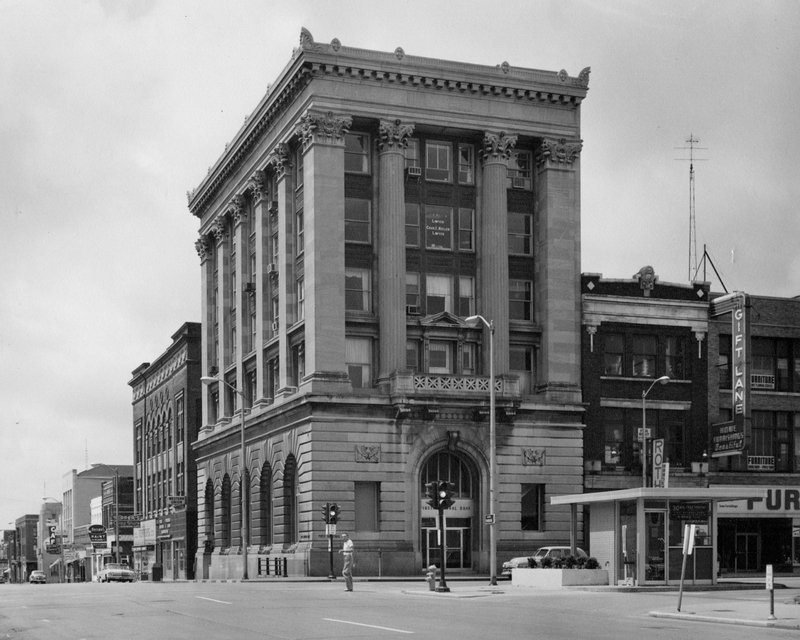 First National Bank of Champaign
